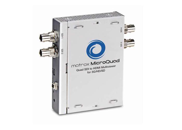 Matrox MicroQuad Viewer