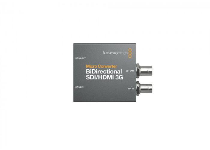 Blackmagic Design Micro Converter BiDirectional SDI to HDMI 3G wPSU