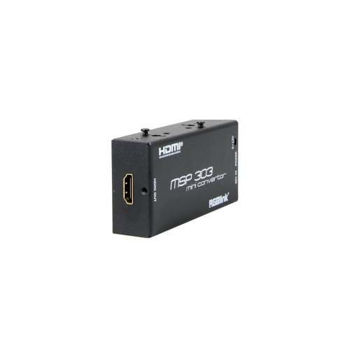 RGBlink MSP 303 SDI to HDMI converter
