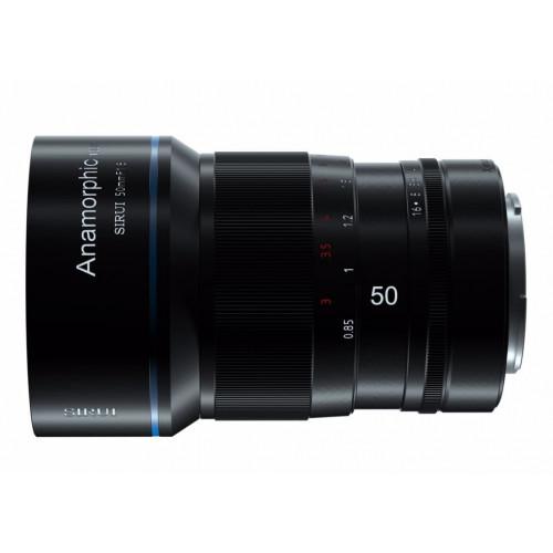 SIRUI Anamorphic 50mm F1.8 1.33X Micro 4/3